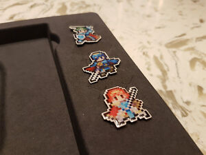 Fire Emblem Echoes: Shadows of Valentia - Pins Alm Celica Marth
