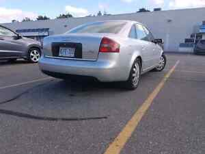 2001 audi a6 turbo for sale