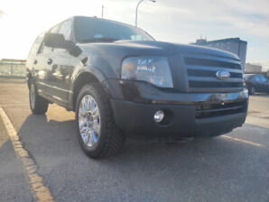 2012 Ford Expedition LIMITED (80k KM)