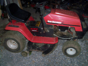 riding mowers $300 and up