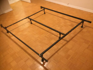 Common Twin/Full/Queen Bed Frame