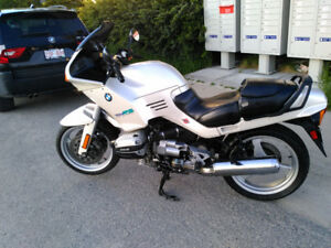 BMW R1100RS at this moment is conditionally sold
