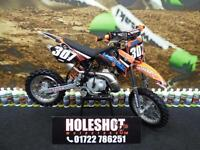 KTM 50 SX Fully Automatic Twist N Go Race bike Very clean example