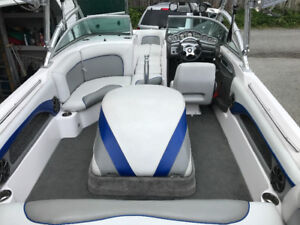 2005 Supra Launch 21 (malibu nautique tige centurion)