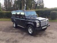 2007 Land Rover Defender 110 XS County Station Wagon 2.4 Puma 6 Speed