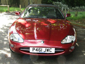 Jaguar XK8 4.0 auto ***Classic Jaguar Sports Convertible***Nice Condition***