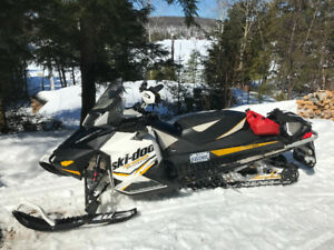 2012 Renegade Back Country X - Rotax 800 E-tec-137