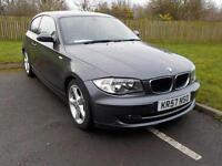 2007 BMW 1 SERIES 118D SE HATCHBACK DIESEL