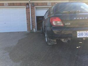 2003 Subaru Impreza Wagon Kitchener / Waterloo Kitchener Area image 4