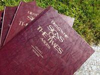 Rare Find. 4 Volume Religious Book Set. REDUCED IN PRICE