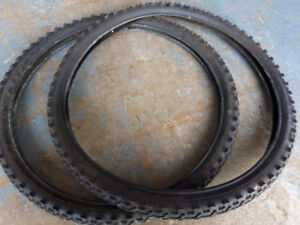 26' BMX bike tires for sale