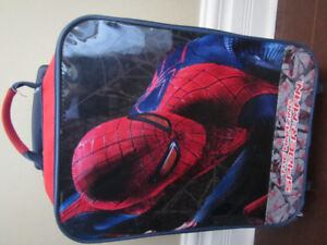 Children's Spiderman suitcase