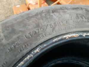 4 pneu  275 65 18