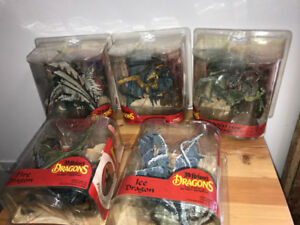 MCFARLANE'S DRAGONS Series 7