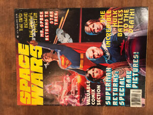 Vintage Space Wars March 1979