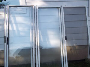 PATIO DOORS / SCREEN DOOR