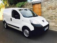 Peugeot Bipper 1.3HDi ONLY 46,000 MILES
