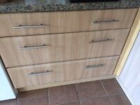 Kitchen units £20 each