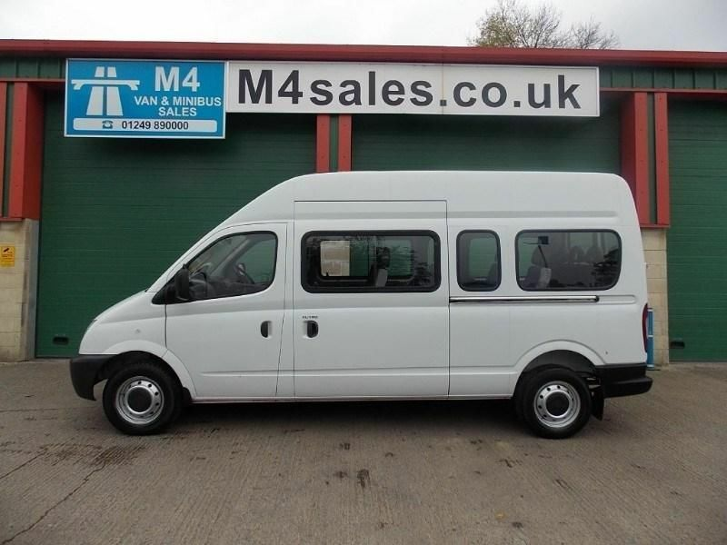LDV Maxus Minibus 17st,tacho,psv. NO VAT | in Lyneham, Wiltshire | Gumtree