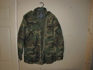 Army Jacket in Great shape