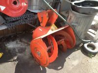 Ariens snowblower front end 24 wide replacement