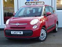 2015 FIAT 500L MPW 1.6 Multijet 105 Pop Star [7 Seat]