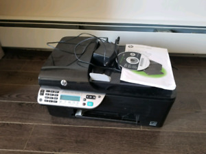 HP Officejet 4500 wireless