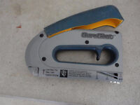 Mastercraft stapler gun tool