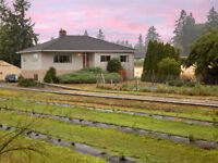 1906 Stellys Cross - 3.99 Acres in Central Saanich