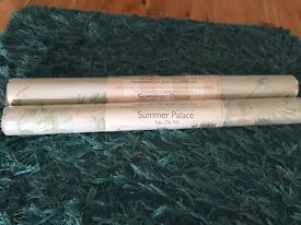 Laura Ashley summer palace wallpaper