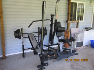 Weight Machines for the home body builder
