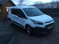 Ford Transit Connect 1.6TDCi ( 95PS ) 220 Double Cab-in-Van L1