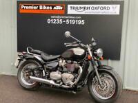 TRIUMPH BONNEVILLE SPEEDMASTER 1200 MODERN CLASSIC MOTORCYCLE
