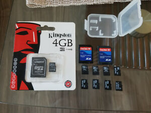 Multiple SD Cards