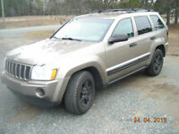 2006 Jeep Grand Cherokee SUV, VGM