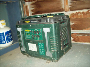 Yardworks 3500 Watt Portable Generator
