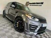 2014 Land Rover Range Rover Sport 3.0 SDV6 HSE 5DR AUTOMATIC Estate Diesel Autom