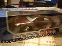 Porsche 911 Motormax diecast 1/18 die cast