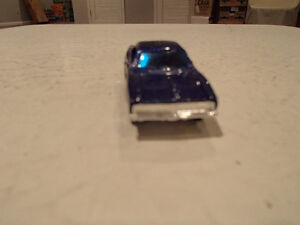 Loose Hot Wheels Blue  '69 Dodge Charger from 10 pack 1/64 Sarnia Sarnia Area image 8
