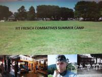 FIT FRENCH COMBATIVES SUMMER CAMP