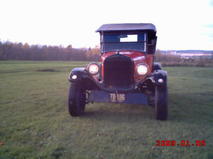 pic kup roadster ford 1926