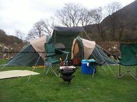 5-6 man Tent