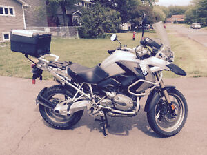 2010 R1200 GS BMW Touring Bike