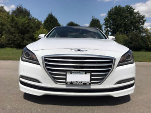 2015 Hyundai AWD Luxury Sedan $280 BiWeekly