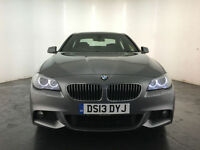 2013 BMW 520D M SPORT DIESEL SALOON 1 OWNER SERVICE HISTORY FINANCE PX WELCOME