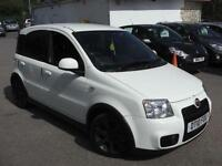 2010 FIAT PANDA 100HP * WHITE * HATCHBACK PETROL