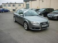 2009 Audi A4 2.0TDI CR ( 170PS ) S Line Finance Available