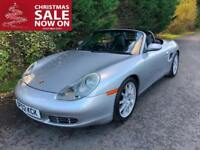 2002 PORSCHE BOXSTER 3.2 S ROADSTER 6 SPEED MANUAL SPORTS CONVERTIBLE