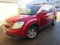 2013 Chevrolet Orlando 1.8 LT 5dr