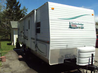 2004 --TIMBERLODGE--28 ft- MINT CONDITION-$9500 negotiable